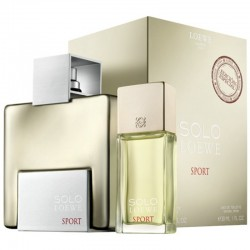 Loewe Solo Loewe Sport Edición Especial edt 125 ml spray + edt 30 ml spray