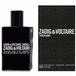 Zadig & Voltaire This Is Him! edt 30 ml spray