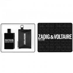 Zadig & Voltaire This Is Him! Estuche edt 100 ml spray + Cartera