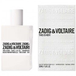 Zadig & Voltaire This Is Her! edp 50 ml spray