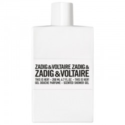 Zadig & Voltaire This Is Her! Shower Gel 200 ml