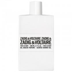 Zadig & Voltaire This Is Her! Shower Gel 200 ml
