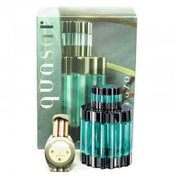 Jesus Del Pozo Quasar Estuche edt 125 ml spray + Reloj
