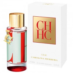 Carolina Herrera CH L´eau eau de toilette 50 ml spray