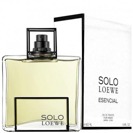 Loewe Solo Loewe Esencial edt 100 ml spray