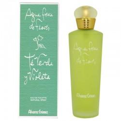 Alvarez Gómez Agua fresca de Flores Té Verde y Violeta edt 100 ml spray