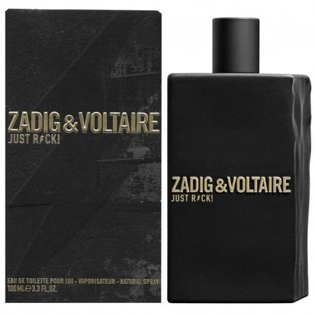Zadig & Voltaire Just Rock! Pour Lui edt 100 ml spray