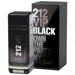 Carolina Herrera 212 VIP Black edp 100 ml spray