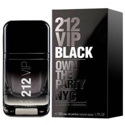 Carolina Herrera 212 VIP Black edp 50 ml spray