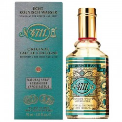 4711 Original Eau de Cologne 90 ml spray rellenable