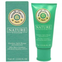Roger & Gallet Nature System After Shave Emulsion 75 ml