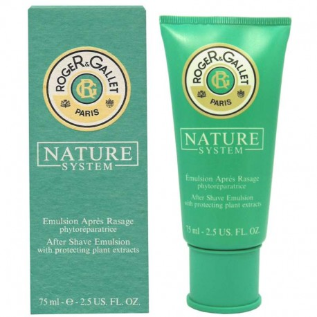 Roger & Gallet Nature System After Shave Emulsion 75 ml