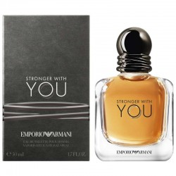 Giorgio Armani Emporio Armani Stronger With You edt 50 ml spray