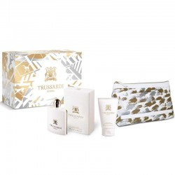 Trussardi Donna Estuche edp 100 ml spray + Body Lotion 100 ml + Neceser