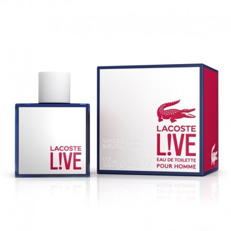 Lacoste Live edt 100 ml spray