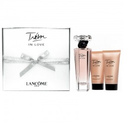 Lancome Tresor In Love Estuche edp 50 ml spray + Body Lotion 50 ml + Shower Gel 50 ml