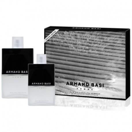 Armand Basi Homme Estuche edt 125 ml spray + edt 75 ml spray