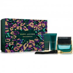 Marc Jacobs Decadence Estuche edp 100 ml spray + Body Lotion 75 ml + Shower Gel 75 ml