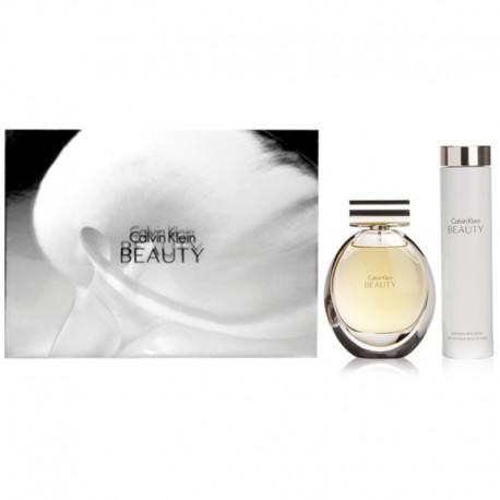 Calvin Klein Beauty Estuche edp 100 ml spray + Body Lotion 200 ml