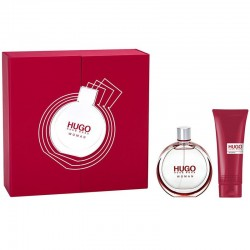 Hugo Boss Hugo Woman Estuche edp 75 ml spray + Body Lotion 200 ml