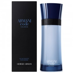 Giorgio Armani Code Colonia edt 200 ml spray