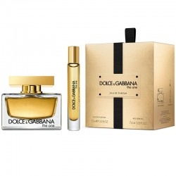 Dolce & Gabbana The One edp 75 ml spray + Rollerball 7,4 ml