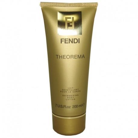 Fendi Theorema Body Lotion 200 ml