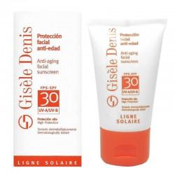 Giséle Denis Protección Facial Antiedad 30 SPF UV-A UV-B 50 ml