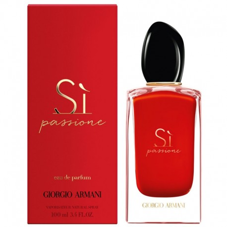 Les différents parfums Sì d'Armani Prime Beauté