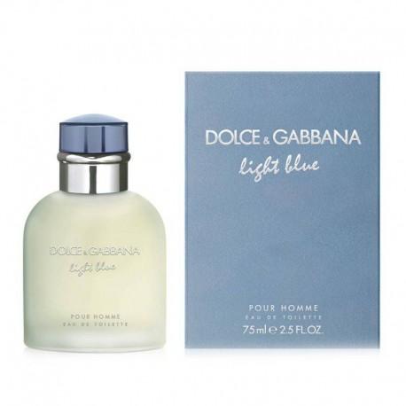 Dolce & Gabbana Light Blue Homme edt 75 ml spray