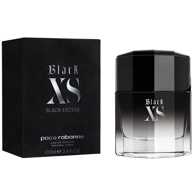 Paco Rabanne Black XS Man edt 100 ml spray Perfumeria Ana