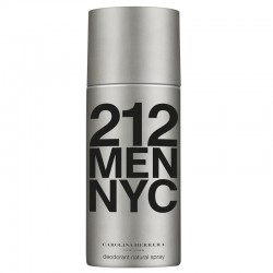 Carolina Herrera 212 Men Desodorante Spray 150 ml
