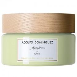 Adolfo Dominguez Agua Fresca de Azahar Crema Corporal Nutritiva Intensiva 300 ml