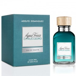 Adolfo Dominguez Agua Fresca Citrus Cedro edt 120 ml spray