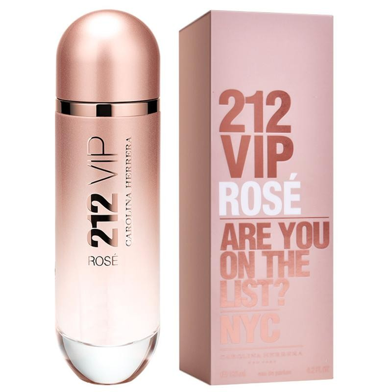 cb2982403 Carolina Herrera 212 VIP Rose edp 125 ml spray - Perfumeria Ana