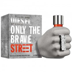 Diesel Only The Brave Street edt 125 ml spray