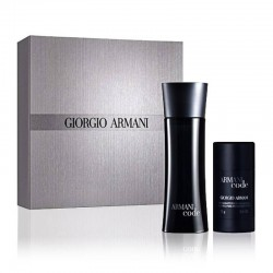 Giorgio Armani Armani Code Pour Homme Estuche edt 75 ml spray + Deo Stick 75 ml