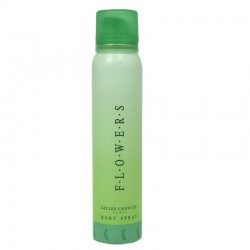 Flowers Gilles Cantuel Desodorante Spray 125 ml