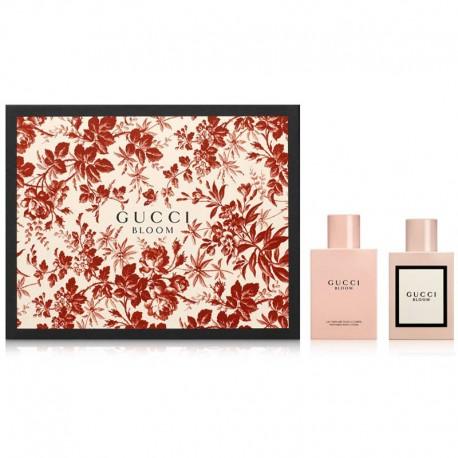 Gucci Bloom Estuche edp 50 ml spray + Body Lotion 100 ml