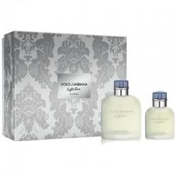 Dolce & Gabbana Light Blue Homme Estuche edt 125 ml spray + edt 40 ml spray