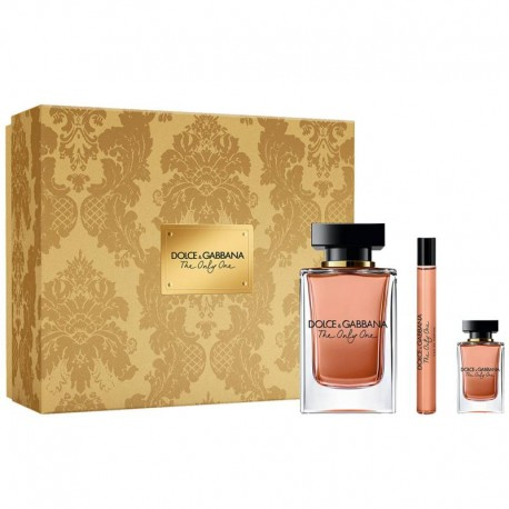 Dolce & Gabbana The Only One Estuche edp 100 ml spray + edp 10 ml spray + miniatura edp 7,5 ml