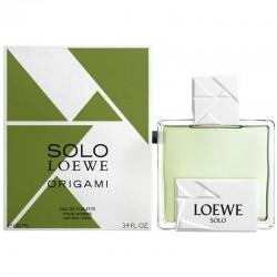 Loewe Solo Loewe Origami edt 100 ml spray