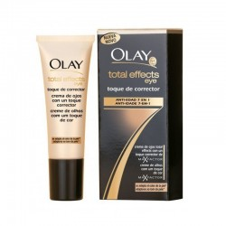 Olay Total Effects Crema de Ojos Toque de Corrector 15 ml