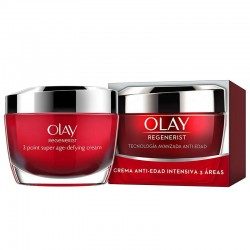 Olay Regenerist Crema Anti-Edad Intensiva 3 Áreas 50 ml