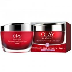Olay Regenerist Crema Anti-Edad Intensiva 3 Áreas Noche 50 ml