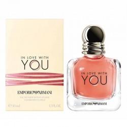 Giorgio Armani Emporio Armani In Love With You edp 50 ml spray
