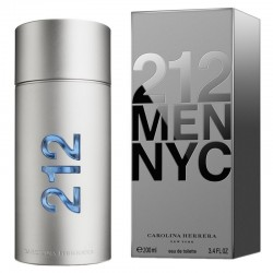 Carolina Herrera 212 Men edt 200 ml spray