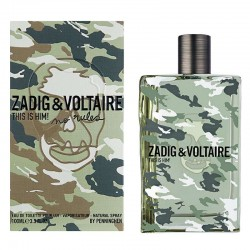 Zadig & Voltaire This Is Him! No Rules Capsule Collection edt 100 ml spray