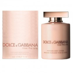 Dolce & Gabbana Rose The One Perfumed Body Lotion 200 ml