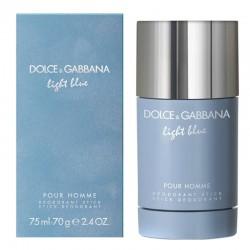 Dolce & Gabbana Light Blue Homme Desodorante stick 70 grs